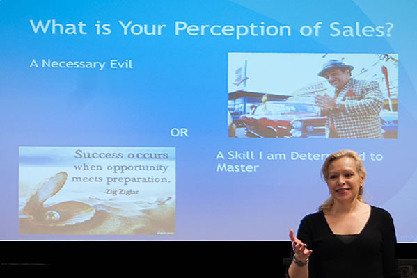 Mary Dombrowski - Lead Generation and Sales Training for Your Business